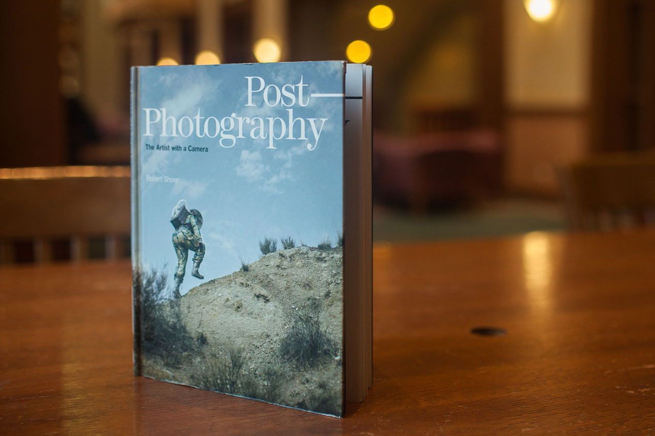Robert Shore's 'Post-Photography: The Artist with a Camera' (all photos courtesy the author for Hyperallergic)
