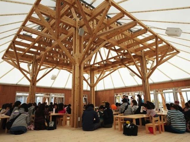Mitazono Wakaba Kindergarten (image courtesy of Architecture for Humanity)