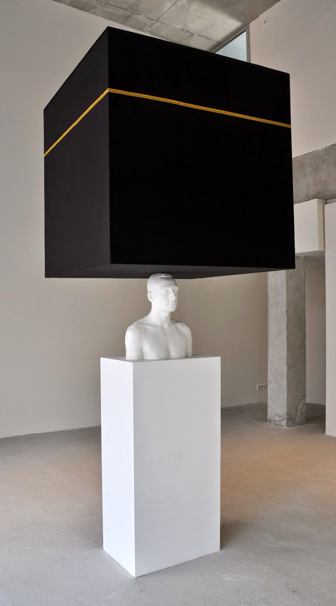 contemporary art furniture. Mehdi Georges Lahlou\u0027s \u201cEquilibre à La Kaaba\u201d (2013) (all Images Courtesy Contemporary Art Furniture T