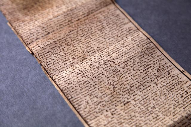 Sade Manuscrit Les 120 journées de Sodome