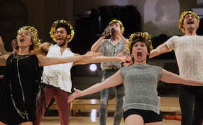 Faye Driscoll's 'Thank You for Coming: Attendance' at Danspace Project