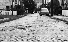 Post image for Neighborhood Founded by Freed Slaves Rallies to Save Its Brick Roads