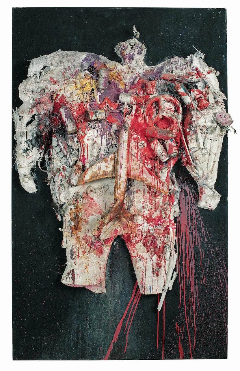 "Niki de Saint Phalle, ""La Mort du Patriarche"" (""The Death of the Patriarch"") (1972) (© 2014 Niki Charitable Art Foundation; all rights reserved; photo by Laurent Condominas)"