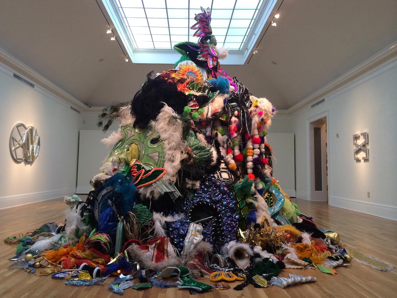 """Andrea Fraser, """"Um Monumento às Fantasias Descartadas"""" (""""A Monument to Discarded Fantasies"""") (2003)"""