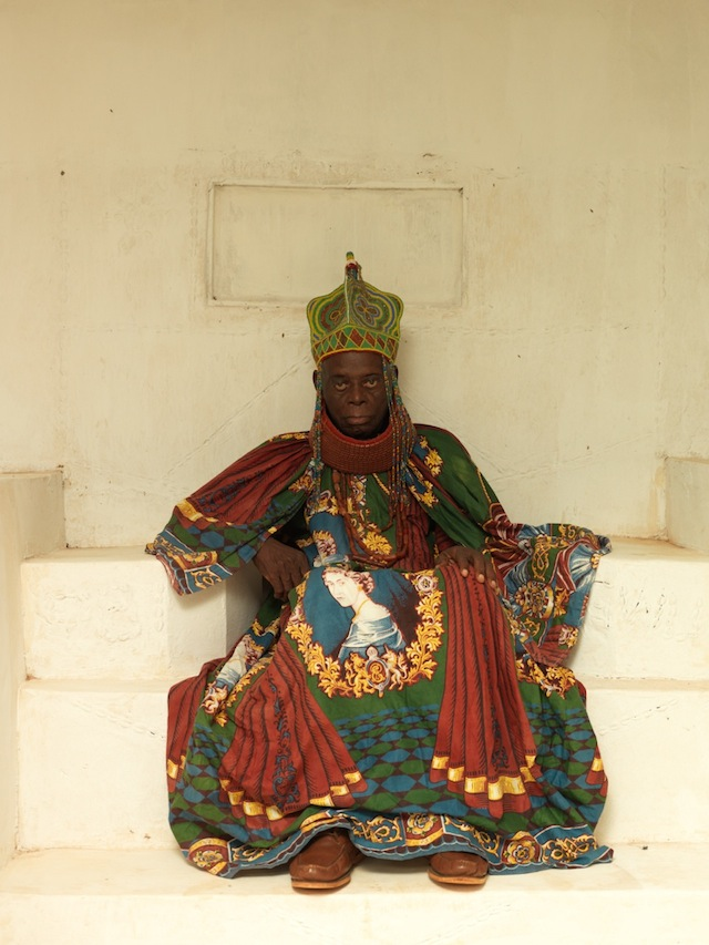 01. HRM Agbogidi Obi James Ikechukwu Anyasi II, Obi of Idumuje Unor (1)