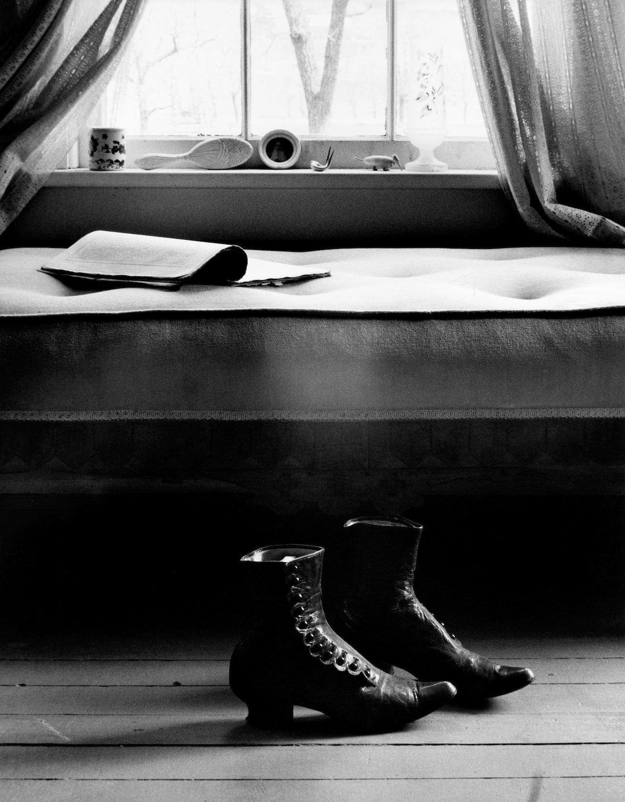 08. Shoes, Fort Scott