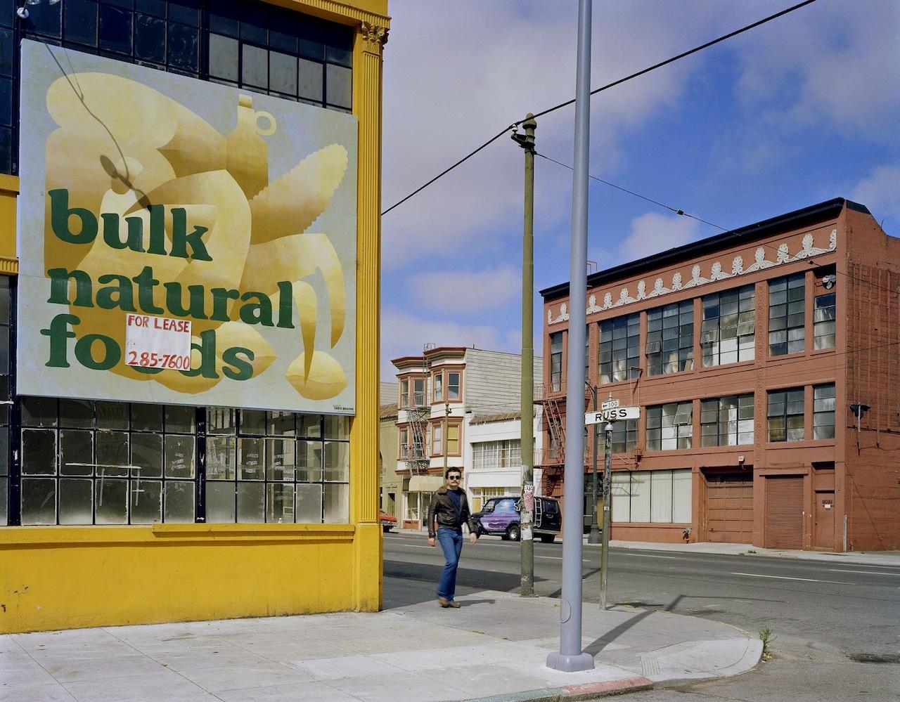 "Janet Delaney, ""Bulk Natural Foods, Russ at Howard Street"""