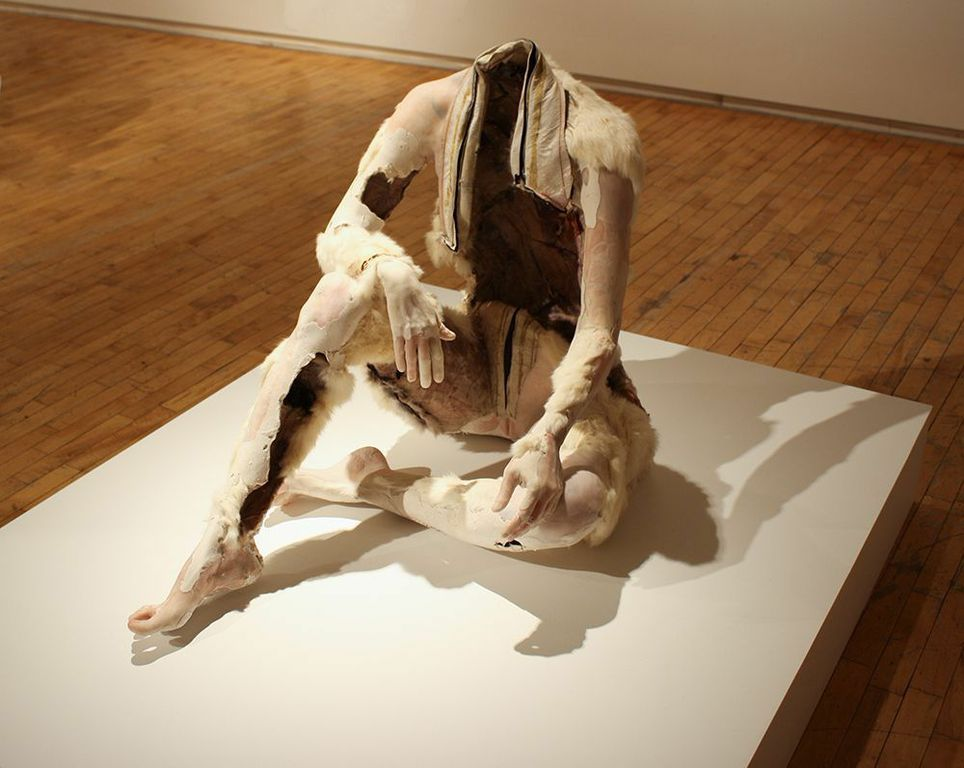 """""""Snowsuit"""" by Monica Cook, courtesy of the New York Academy of Art"""