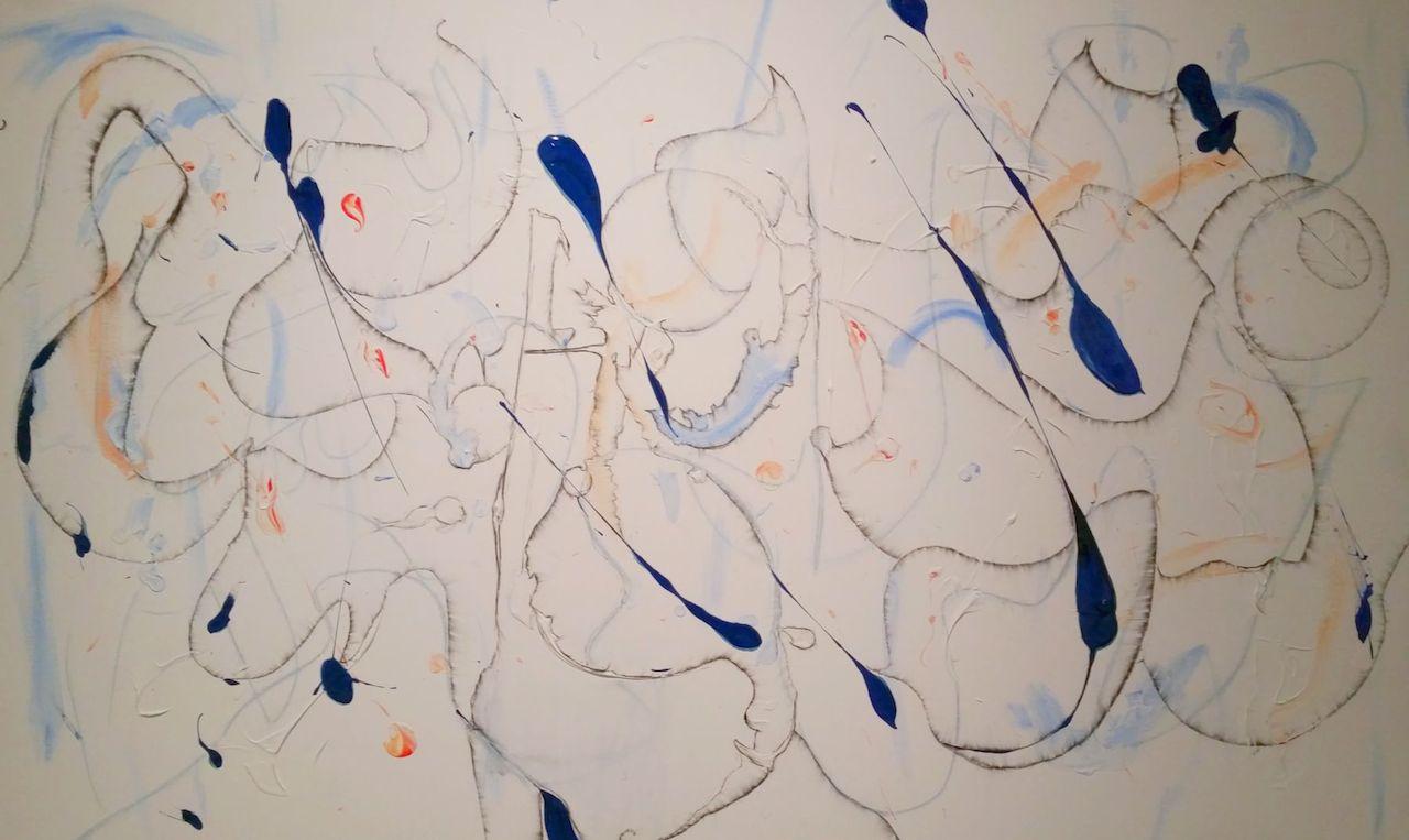 "Randi Russo, ""Blue Born"" (click to enlarge)"