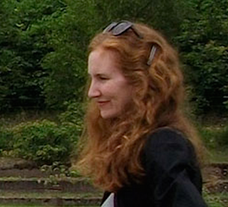 Donna Stonecipher (photo by Millay Hyett. Courtesy Shearsman)