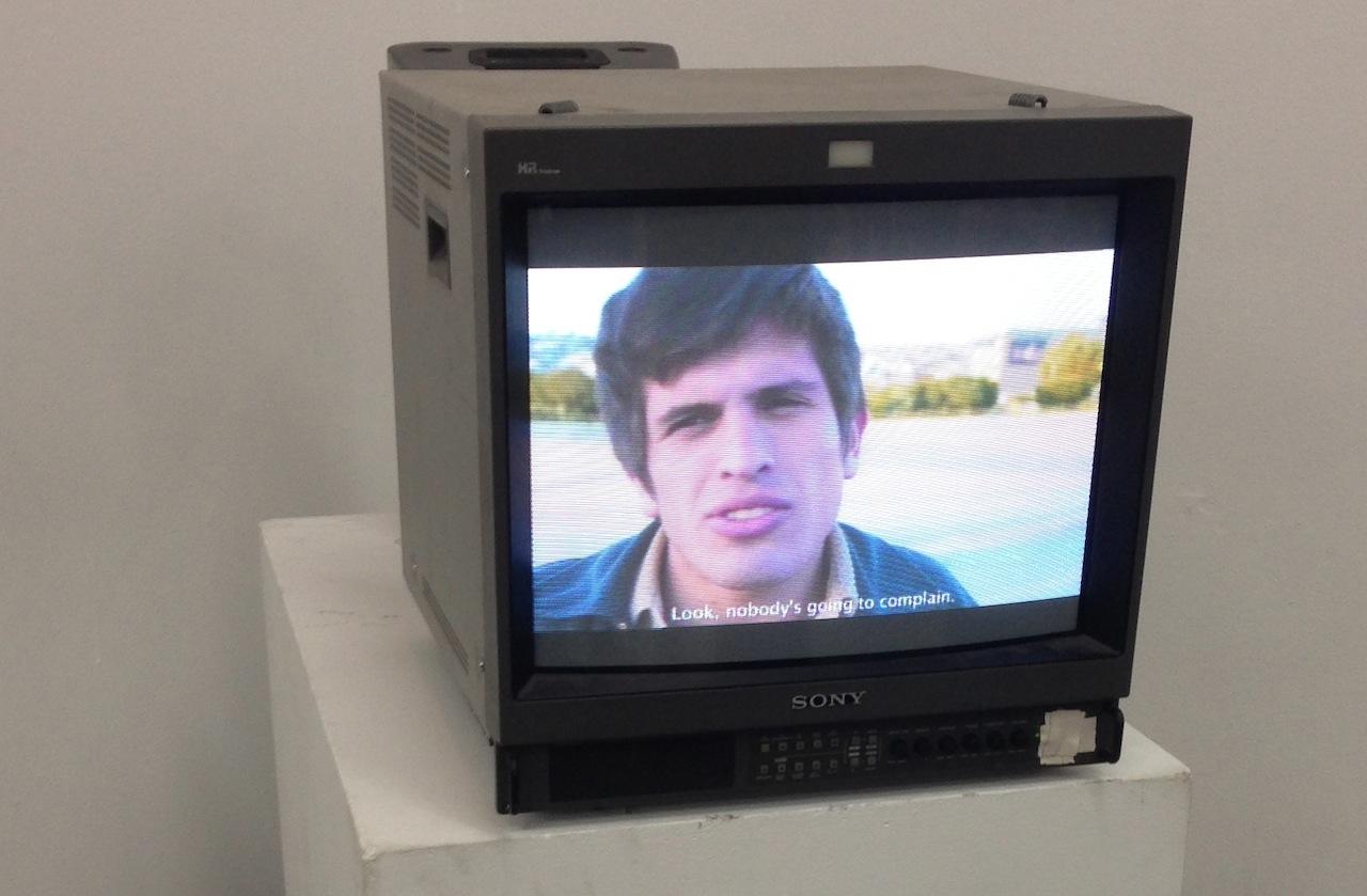 """Carlos Matsuo, """"Violentao"""" (2013), video, 1:49"""