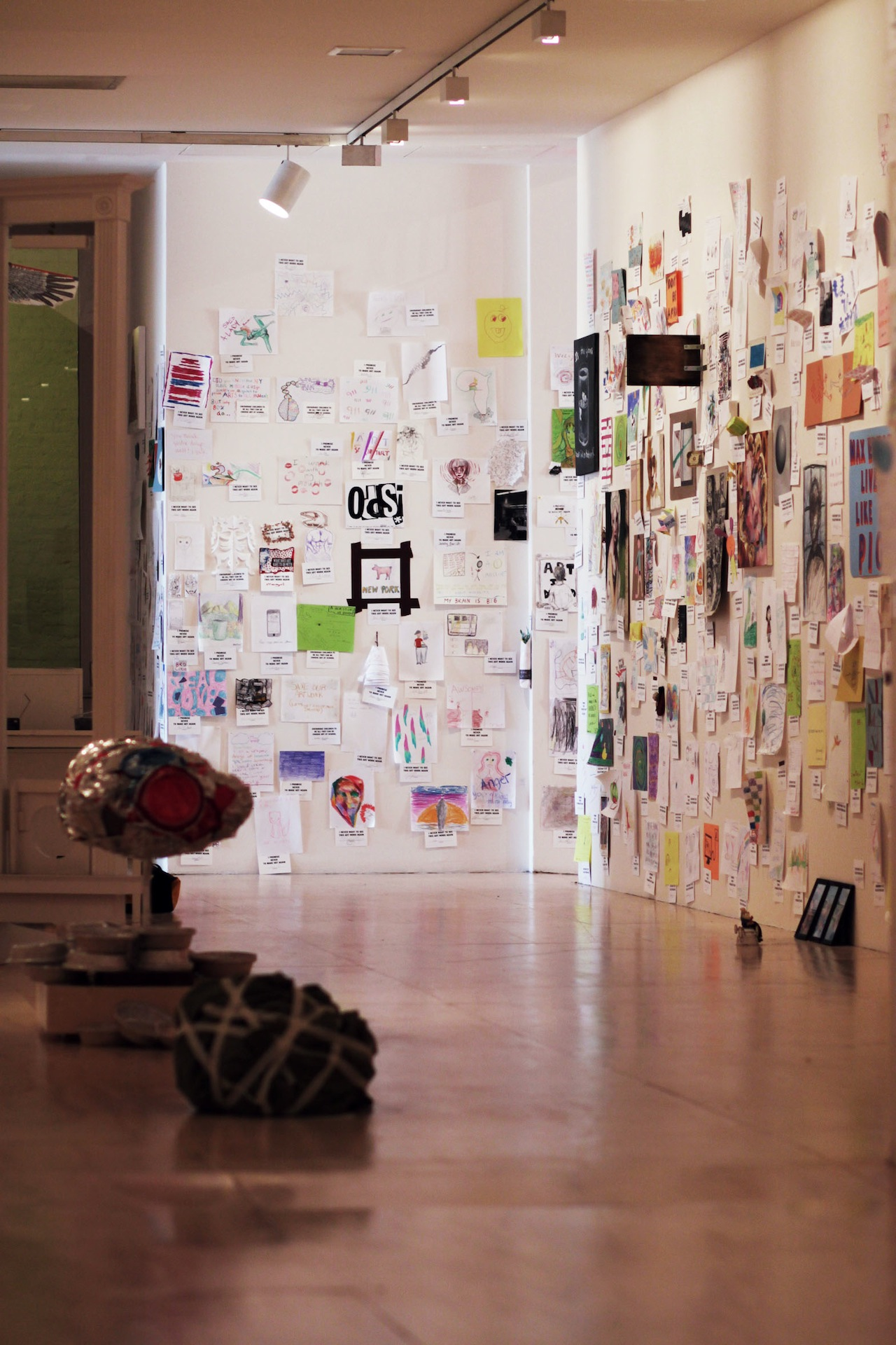 'Art Amnesty' has been flooded with submissions.
