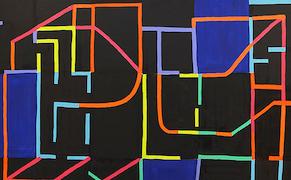 Post image for Dark Matter: Jason Karolak's Wayward Abstractions