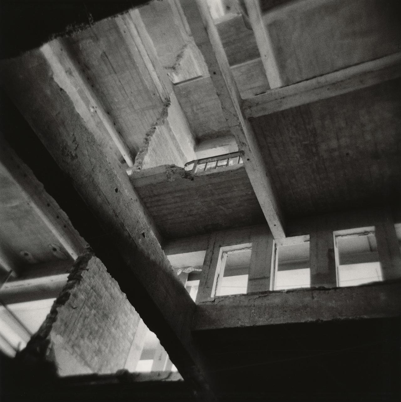 Shaw, Kim  Old Vinyl Factory, Stairwell