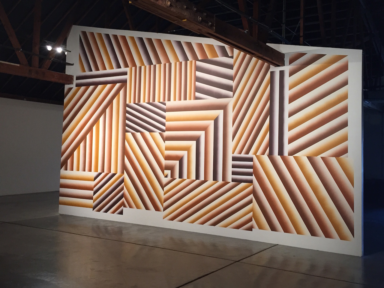"""Nathan Green, """"GSRD Clay Earth (for the Petways)"""" (2015) at Disjecta"""