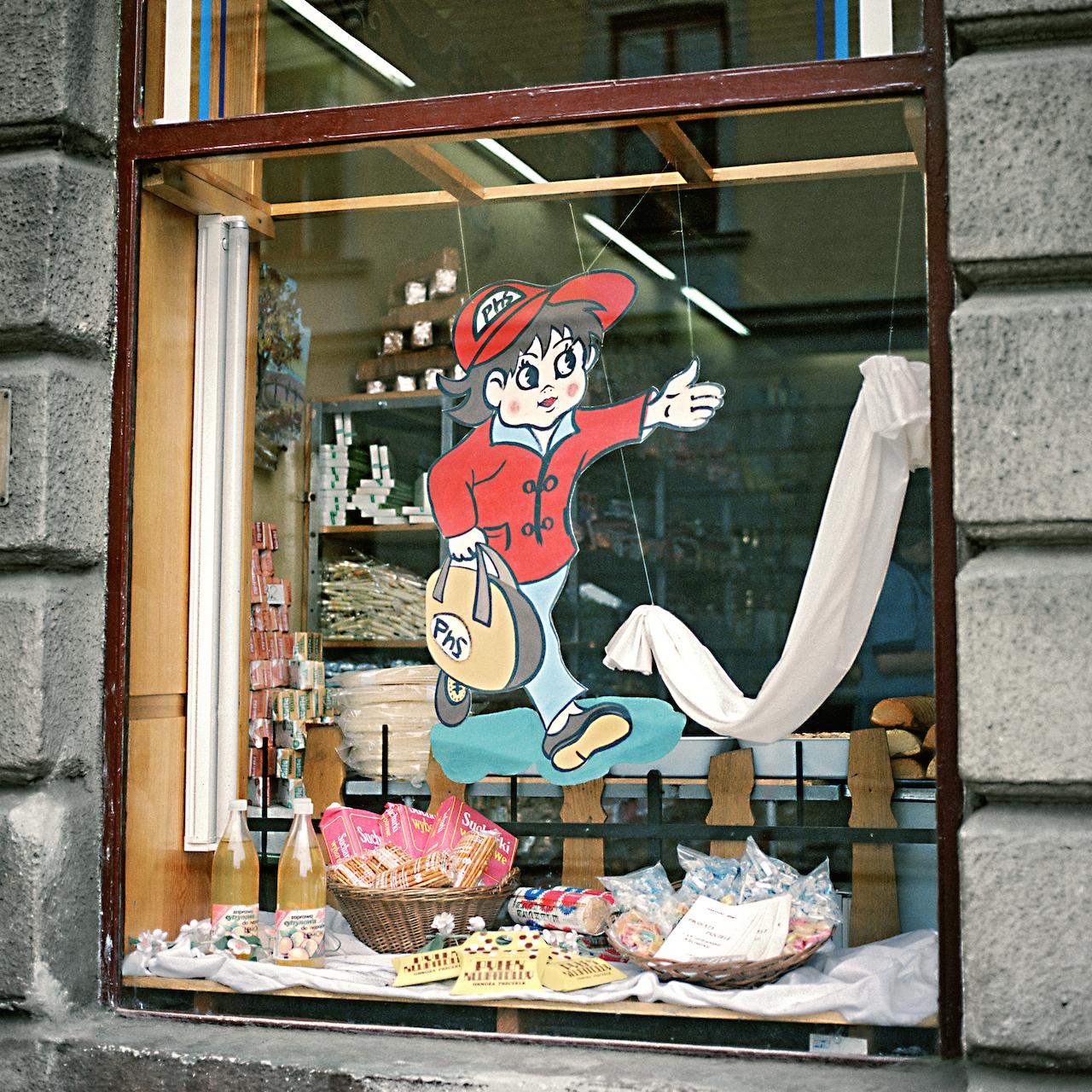 Krakow, Poland, 1989 (©2015 David Hlynsky)