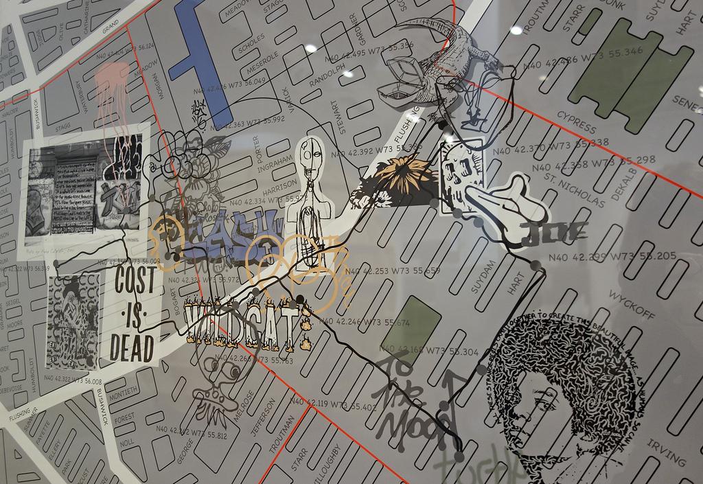 Mapping Brooklyn