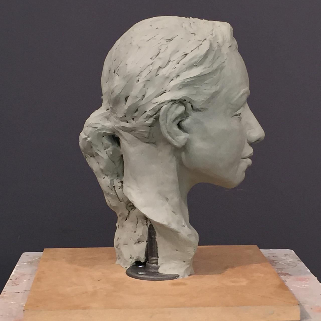 New York Academy of Art forensics (courtesy New York Academy of Art)