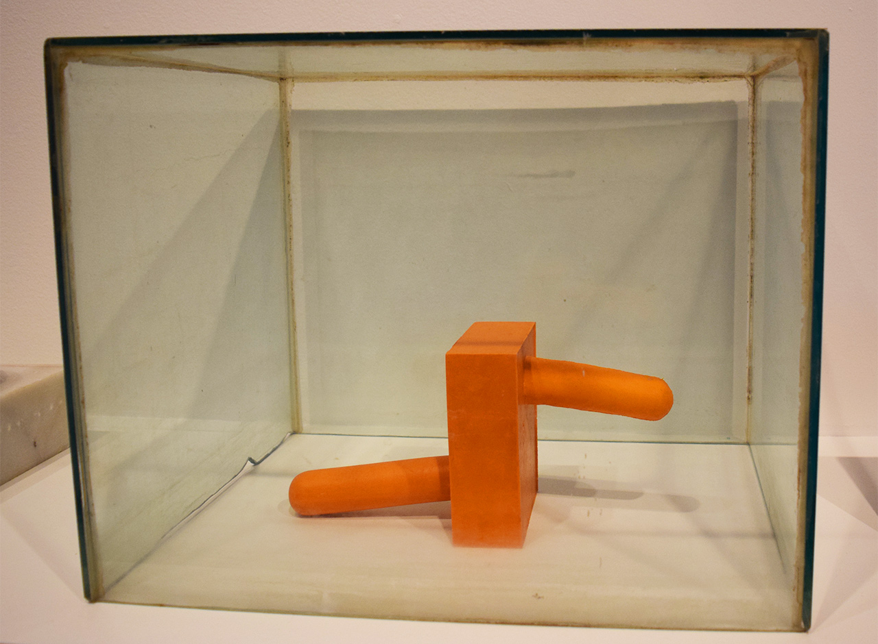 """Shreyas Karle, """"He-she object"""" from the 'Museum Shop of Fetish Objects' (2012)"""