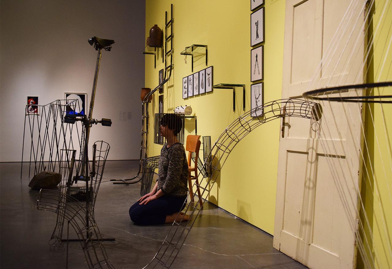 "Eva Kotátková, ""Not How People Move But What Moves Them"" (2013)"