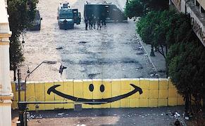 "Post image for Egypt Customs Officials Seize Street Art Books for ""Instigating Revolt"""