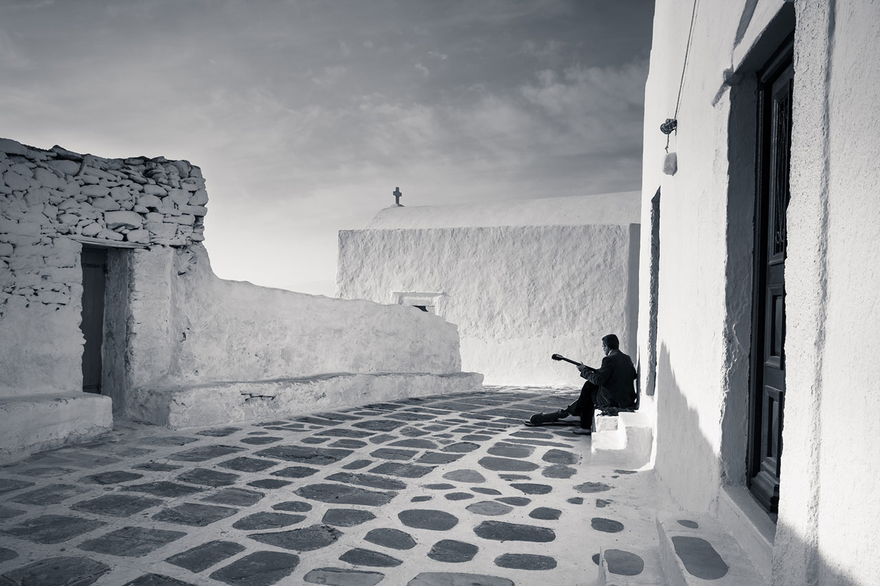 "Jaume Escofet, ""lonely soul"" (2014) (via Escofet's Flickr)"