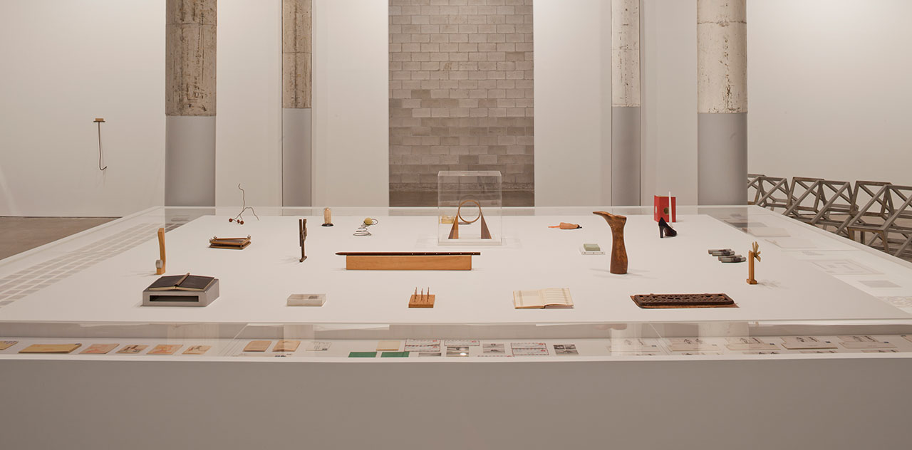 Installation view, 'Carl Andre: Sculpture as Place, 1958–2010' at Dia:Beacon, Riggio Galleries, Beacon, NY, May 5, 2014–March 9, 2015