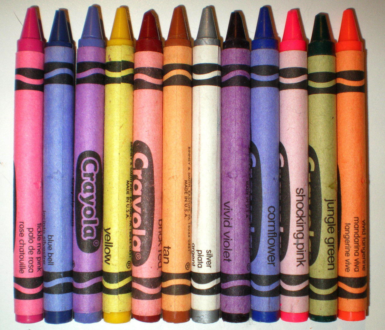 Color could impact image-sharing (Image via Wikimedia)