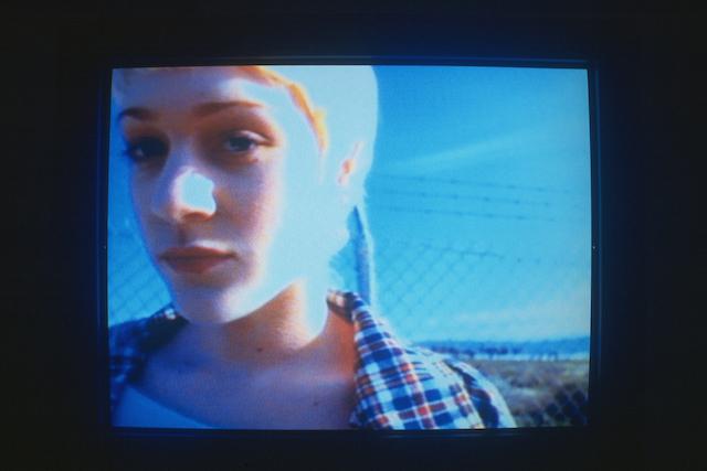 "Doug Aitken, ""Autumn (1994). Video, 7 1/2 min. Gift of Peter Norton (courtesy Rose Art Museum, Brandeis University)"