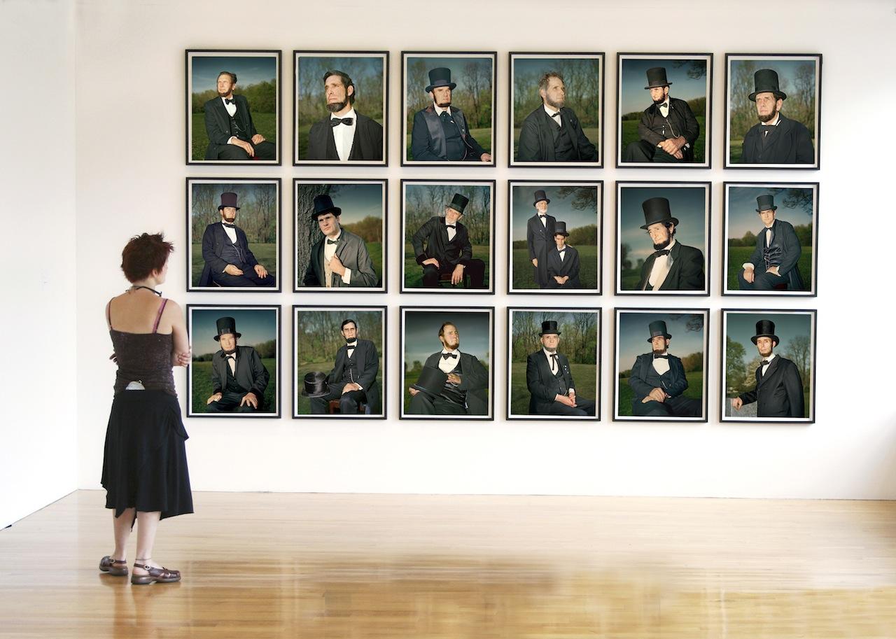 """Greta Pratt """"Nineteen Lincoln"""". Press photo."""