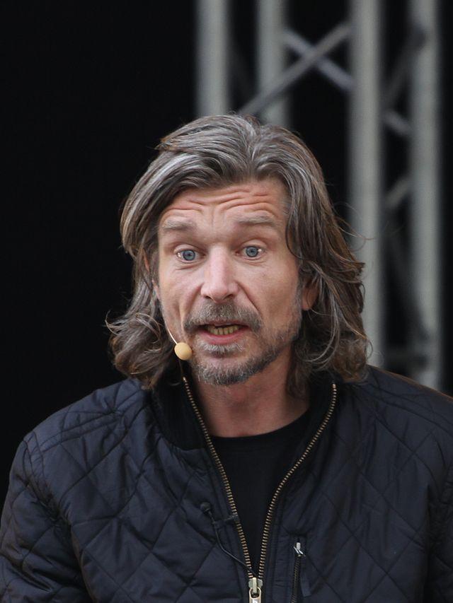 Karl Ove Knausgaard. © 2010 Kjetil Ree.