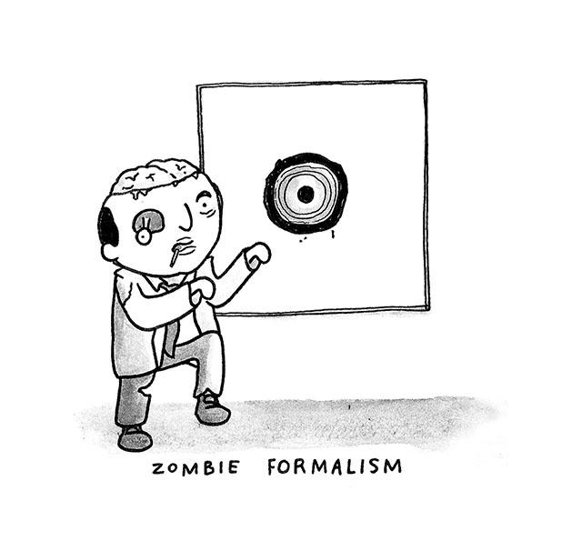 Lauren Purje Zombie Formalism