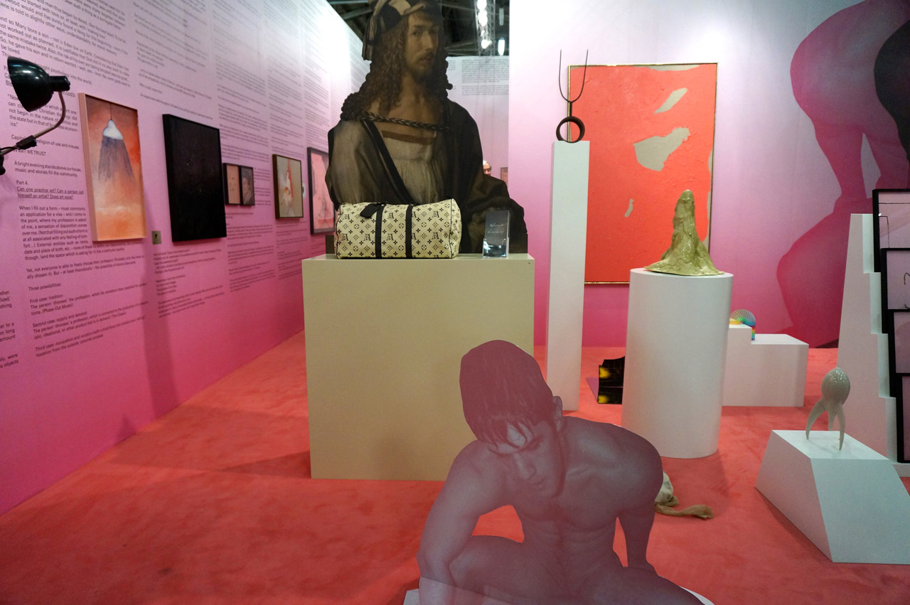 The 2015 Armory Show In 23 Superlatives