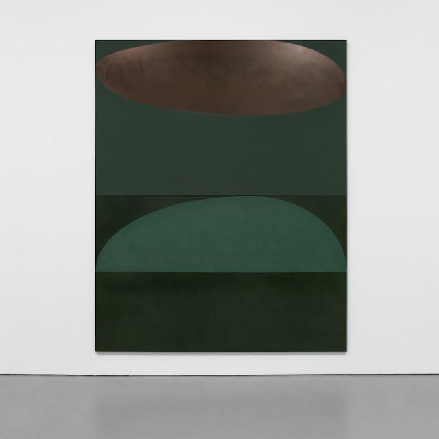 Suzan Frecon, terre-verte (2014)