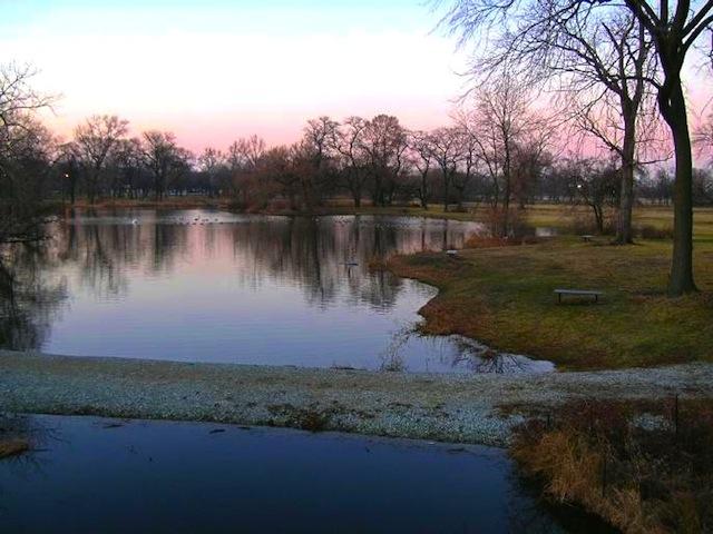 Washington Park in Chicago (Image via Wikimedia)