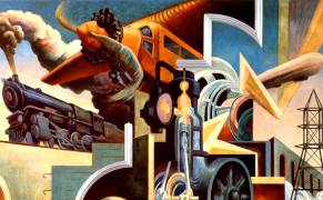 Post image for An Era-Defining 1930s Mural of American Excess and Industry Is Revived