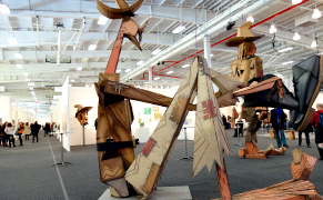 Post image for Art on Paper Joins the Armory Week Fold