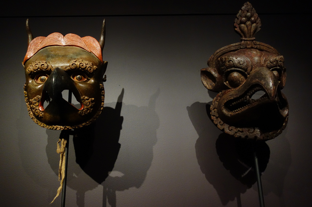 Becoming Another: The Power of Masks