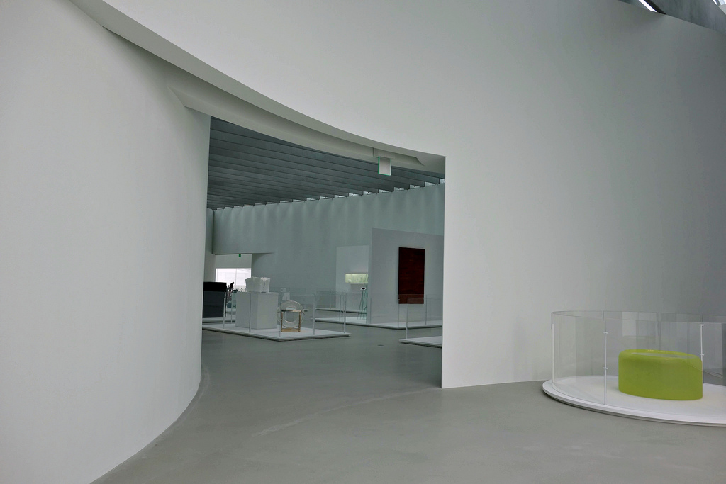 Corning Museum of Glass Contemporary Art + Design Wing