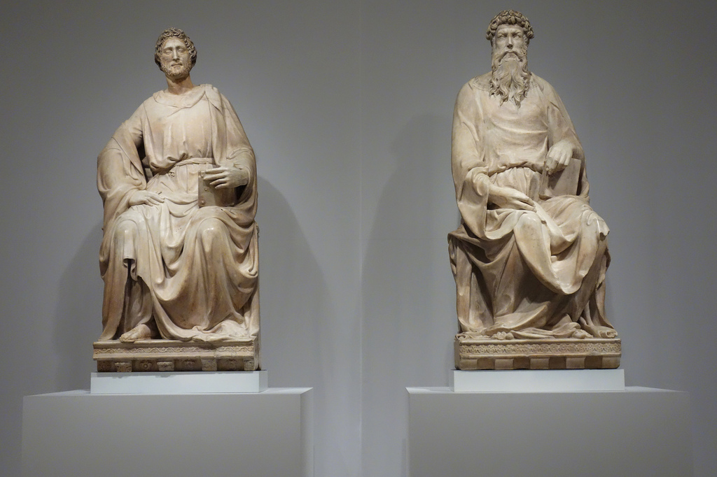 the life and sculpting work of donatello during the early renaissance Renaissance art, with renaissance humanist  whose greatest work is the cycle of the life of christ at the  the end of the early renaissance in italian.