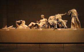 Post image for Once More, Britain Refuses to Return the Elgin Marbles