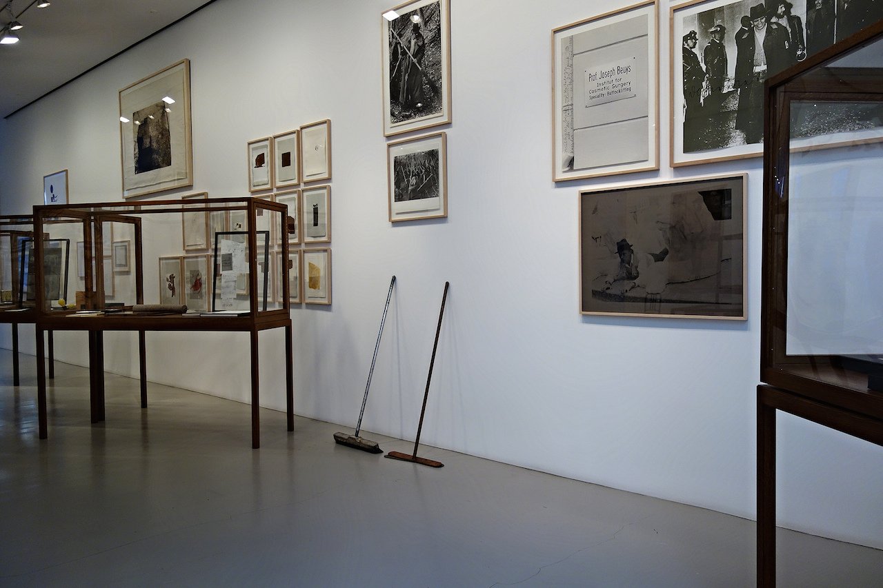 'Joseph Beuys: Multiples from the Reinhard Schlegel Collection' at Mitchell-Innes & Nash