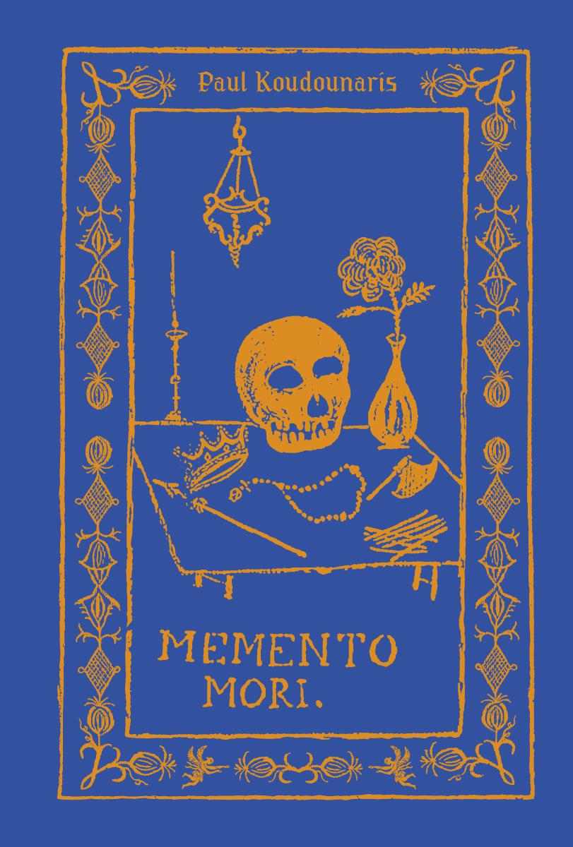 Cover of 'Memento Mori' by Paul Koudounaris (courtesy Thames & Hudson)