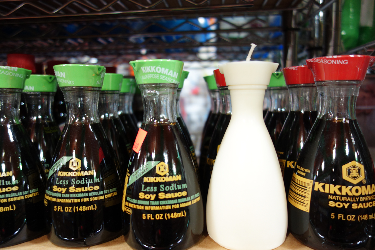 Soy Sauce Candle