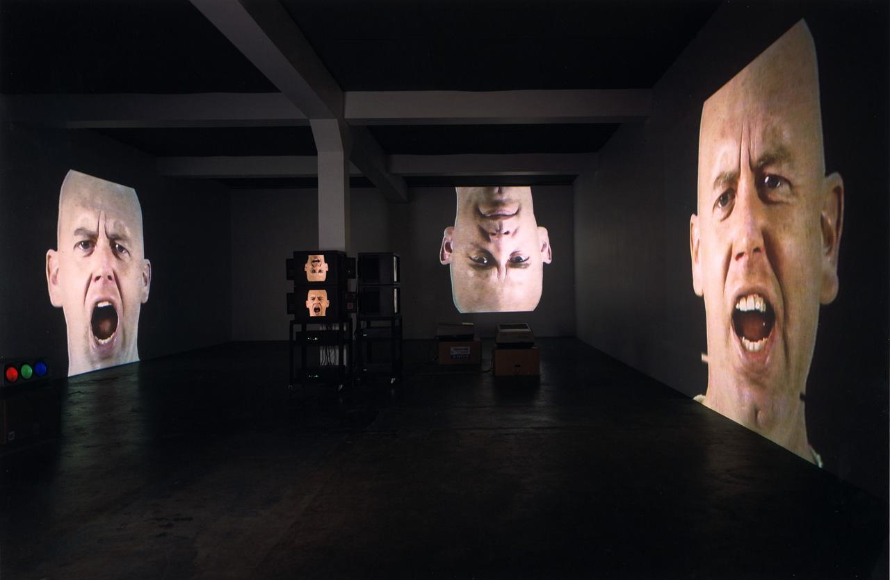 """Anthro_Socio (Rinde Facing Camera)"" (1991)"