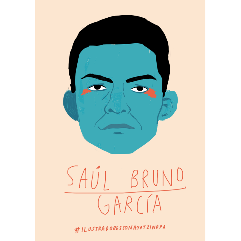 "Hilda Palafox, ""Saúl Bruni García"" (2014), digital"