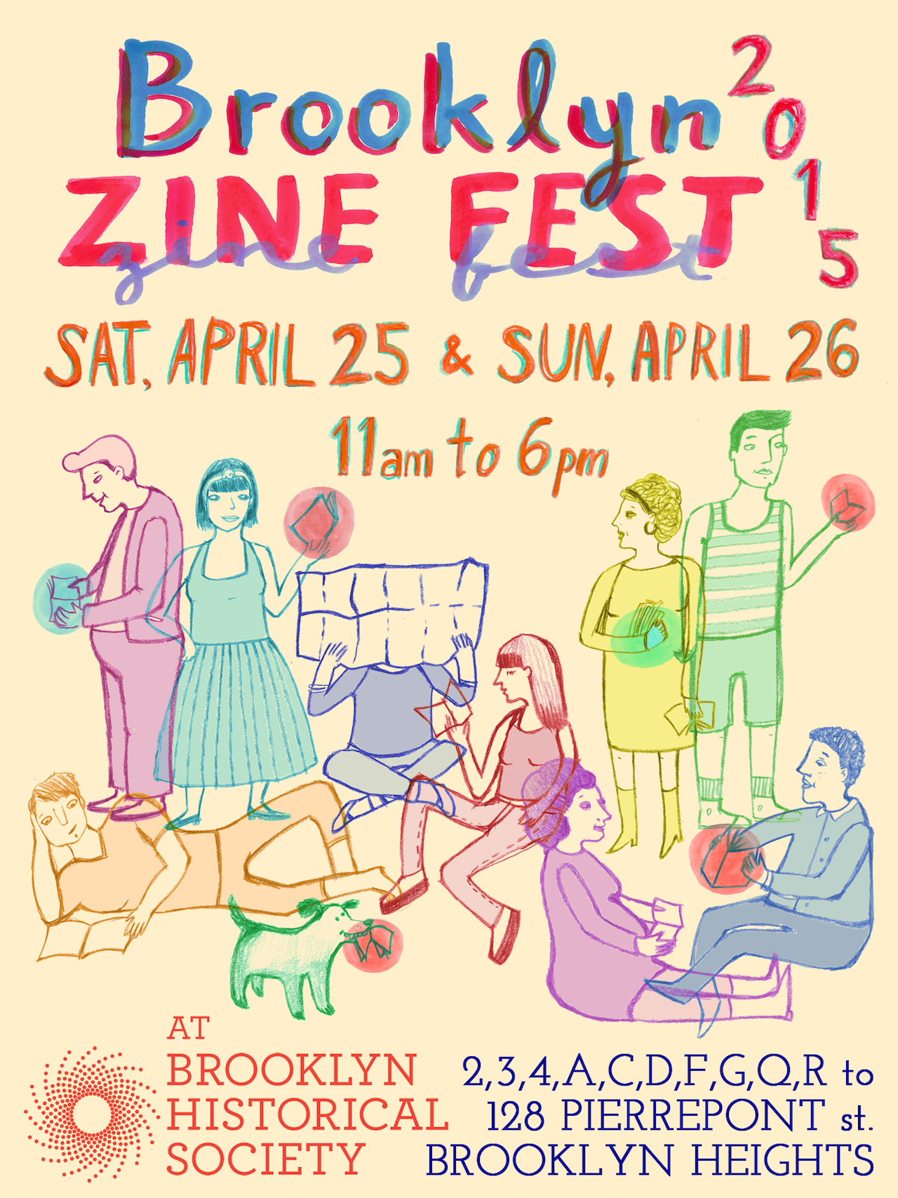 BZF 2015 Poster 1500x2000
