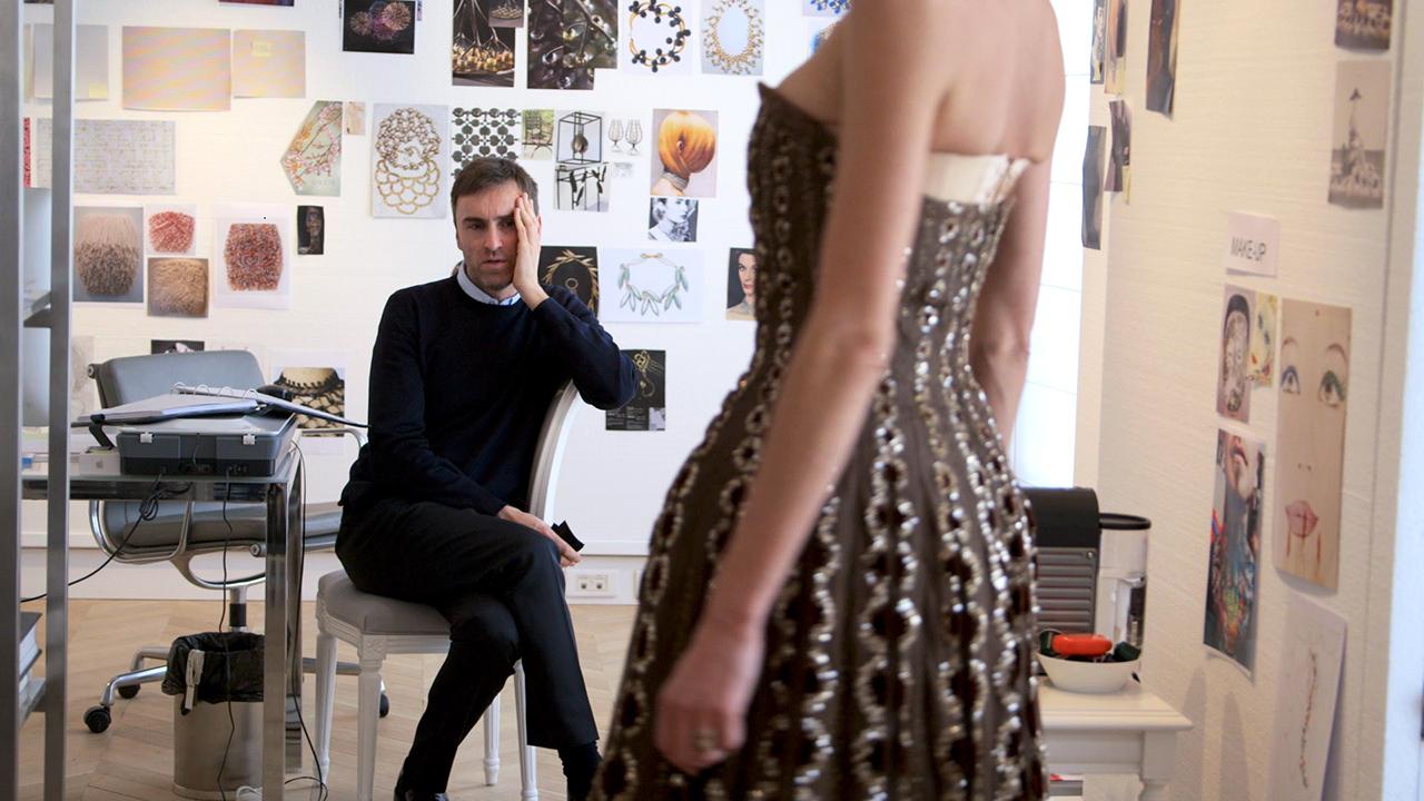 Still from Frédéric Tcheng's 'Dior and I' (all images via diorandimovie.com)