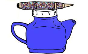 Post image for Teatotaler Artists Beware