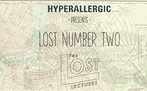 Post image for The Lost Lectures Returns to NYC on June 5, 2015